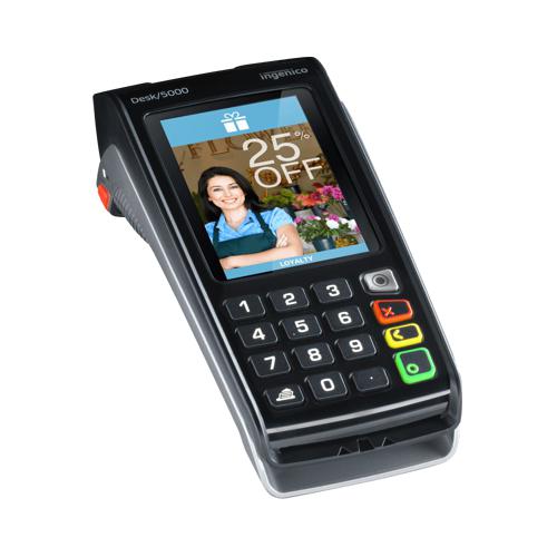 Shop-terminal.de - EC kartenlesegerät - Ingenico Desk 5000